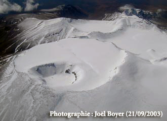 Les fiches volcans : Tongariro