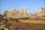 Dallol (photographie : Pierre Fortin)